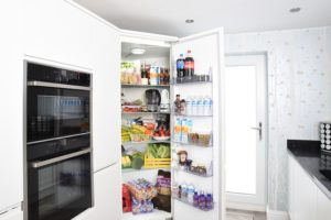 冷蔵庫の収納場所