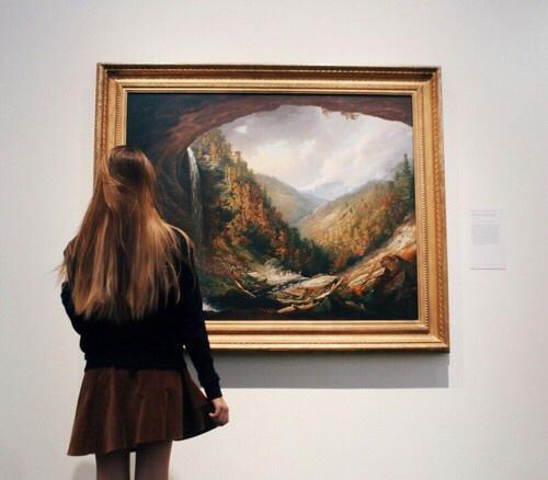 美術館デート