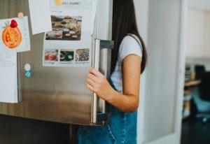 冷蔵庫の収納
