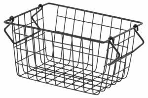 マグカップ収納用ワイヤーバスケット