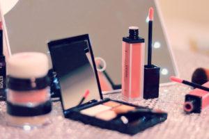 化粧品収納