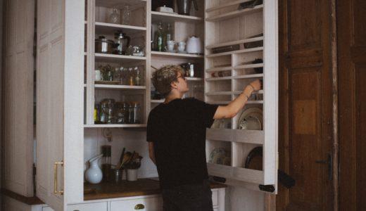 キッチンの吊り戸棚を上手に活用するおすすめアイテム4選