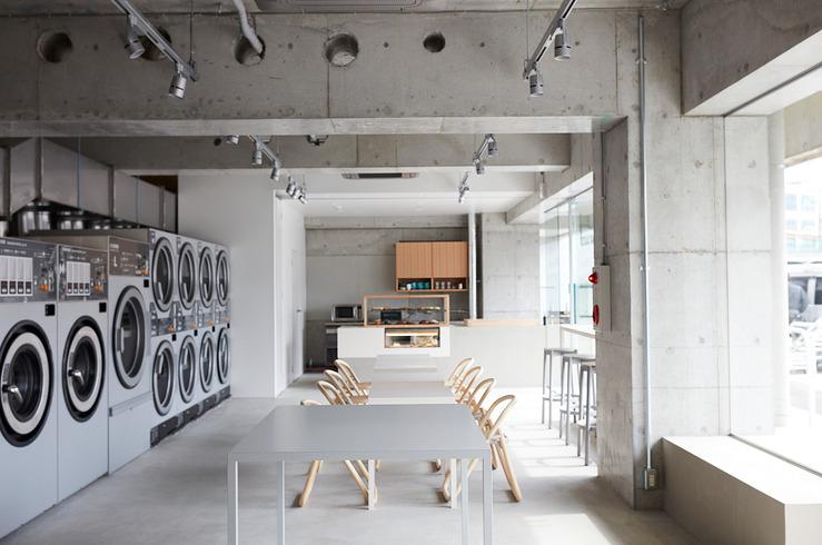 Baluko Laundry Place内観